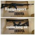 Senapan Angin Sharp innova long ak